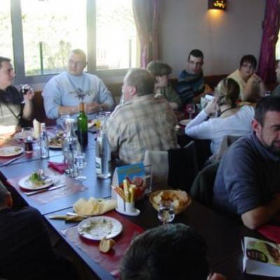 REPAS CLUB 15 JANVIER 2011
