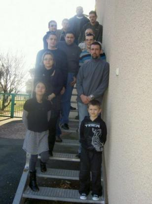 PHOTO GROUPE CLUB 2011